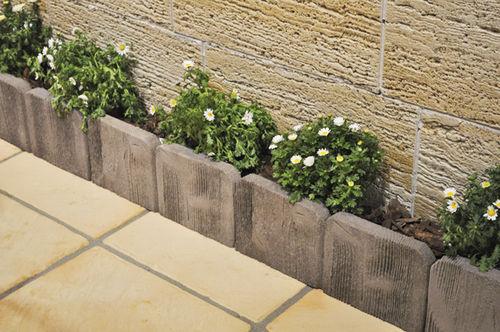 Garden edge / concrete / linear BOSQUE Verniprens