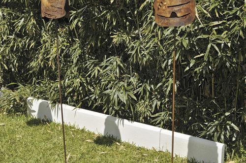 Garden edge / concrete / linear LERIDA Verniprens