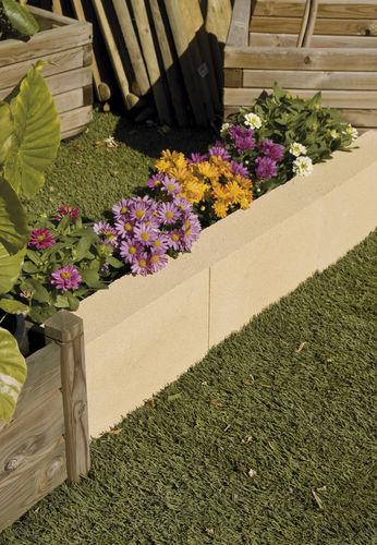 Garden edge / concrete / linear CORDOBA Verniprens