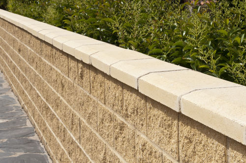 Wall coping CORIA Verniprens
