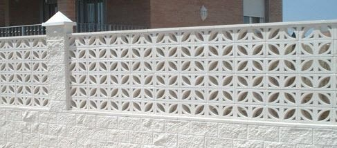 Concrete balustrade / panel / for balconies / for patios FICUS Verniprens