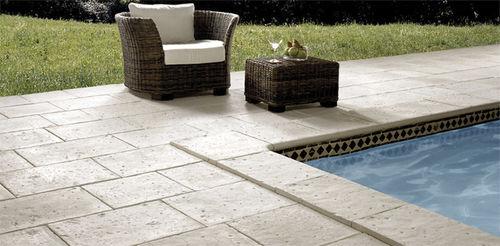 Outdoor tile / for floors / concrete / matte ESCORIAL Verniprens