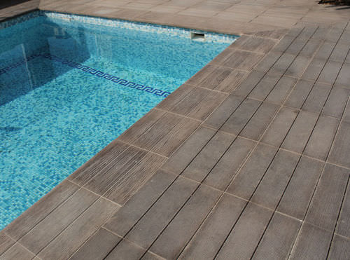 Engineered stone swimming pool coping CANADÁ Verniprens