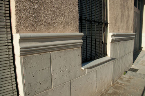 Outdoor molding CATEDRAL Verniprens