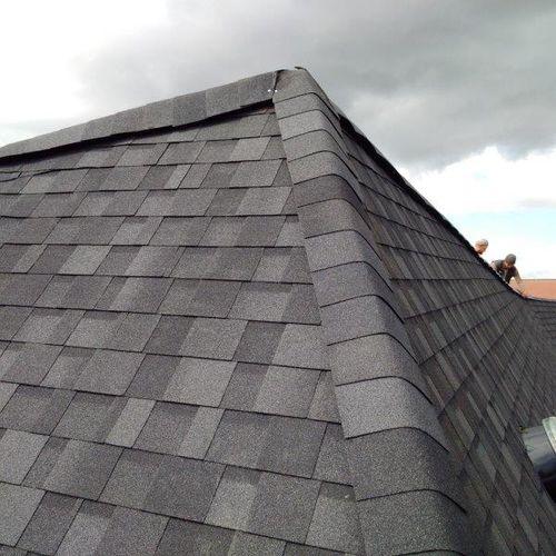 Class E shingle / for roofs