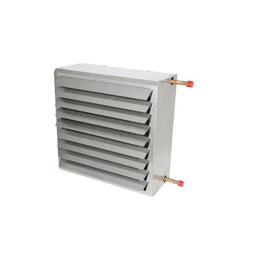 electric air heater / wall-mounted / heavy-duty