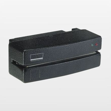 magnetic card reader / for access control / protection