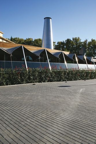 Concrete paver / drive-over / for public spaces ILERDA GLS Prefabricados