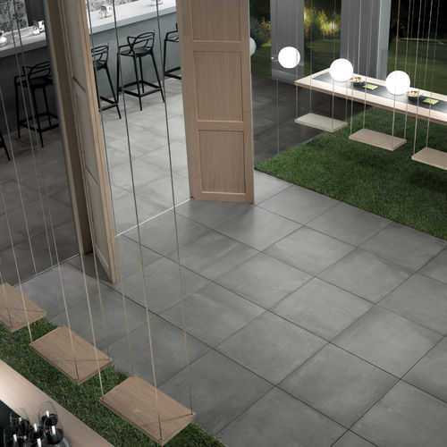 Indoor tile / outdoor / wall / floor AZIMUT : FROID Novoceram sas