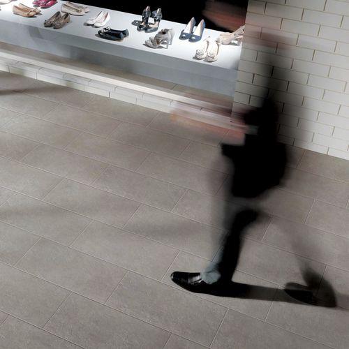 Indoor tile / outdoor / floor / porcelain stoneware ORAGE : SOIR Novoceram sas