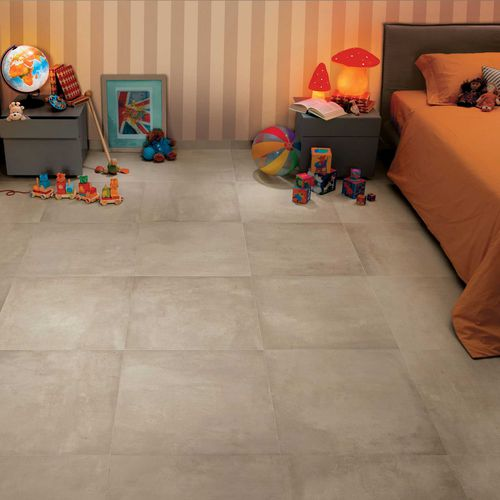 Indoor tile / outdoor / wall / floor AZIMUT : CLAIR Novoceram sas