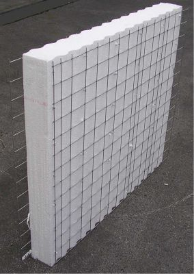 thermal insulation expanded polystyrene eps wall panel nitri nidyon costruzioni