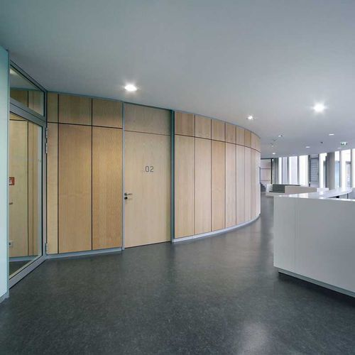 high-resistance plasterboard / rectangular / ceiling / commercial