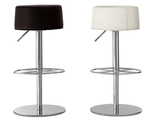 Bar stool / contemporary / adjustable SUN  F2 Form