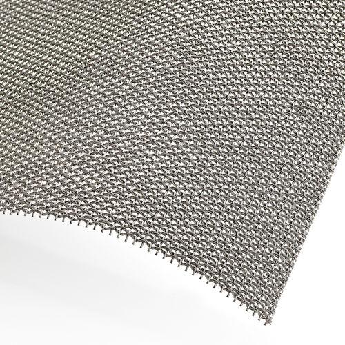 interior metal mesh / solar shading / for ceilings / cladding