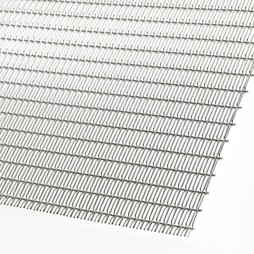 interior metal mesh / solar shading / for ceilings / cladding