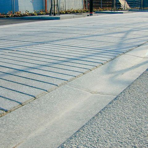 Street drainage channel / concrete / flat / sloped SOBERITE® Sitinao