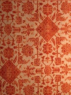 Traditional rug / wool / patterned / handmade DIAMOND-AND-FLOWER Torana Carpets