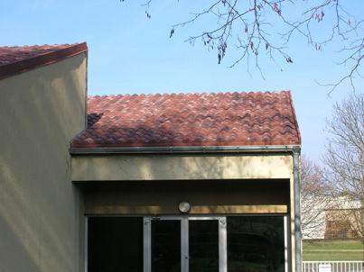 Roof tile MÉDITERRANÉE POLYTUIL