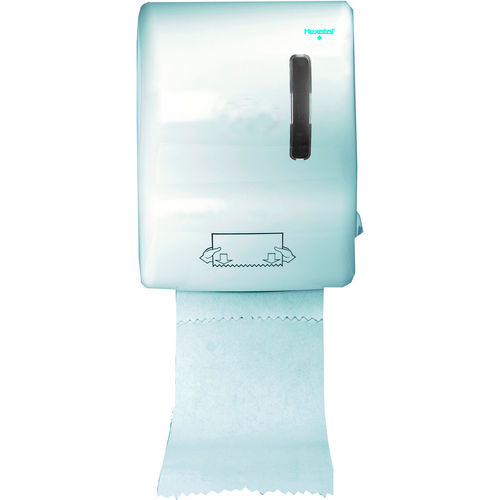 wall-mounted paper towel dispenser / ABS