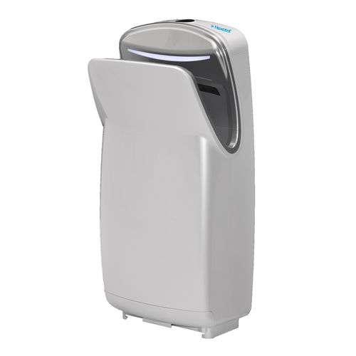 Automatic hand dryer / wall-mounted / plastic AIRWIND PLUS BLANC SODEX HEXOTOL