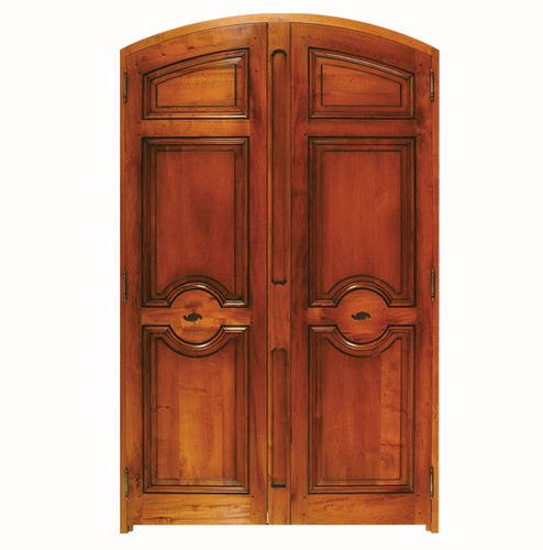 closet door / swing / oak / walnut