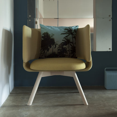 contemporary armchair - TEKHNE S.r.l.