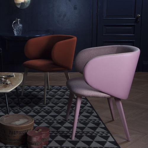 fabric armchair - TEKHNE S.r.l.