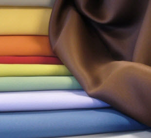 Curtain fabric / plain / polyester / fire-rated NOTTE 1 F.R. MOTTURA