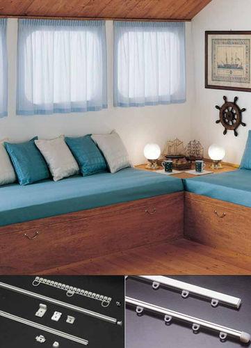 Drape curtain track / for small windows ZENITH 423 - NADIR 426 MOTTURA