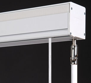 Roman opening system for blinds / chain-operated / hand-cranked / residential SOFTBOX 467 MOTTURA