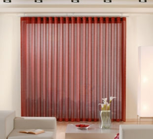 Ceiling mounted curtain track / wall-mounted / for drapes / for domestic use STRALYS MOTTURA