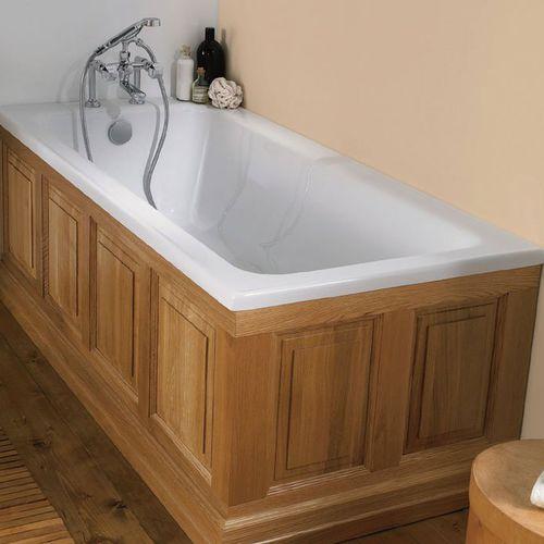 Wooden bathtub / acrylic ASTORIA IMPERIAL BATHROOMS