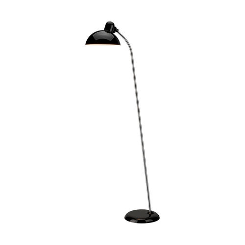 floor-standing lamp / Bauhaus design / metal / LED