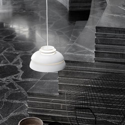 Pendant lamp / contemporary / glass / steel CONCERT by Jørn Utzon Lightyears