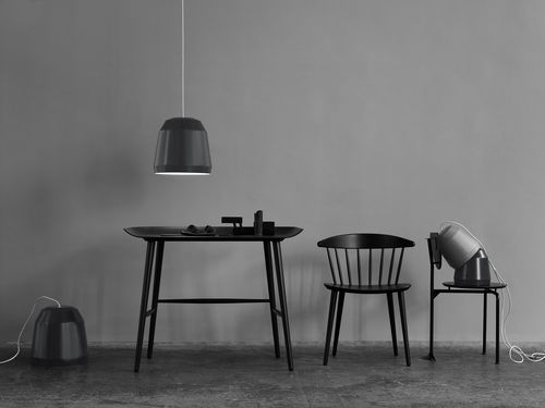 Pendant lamp / contemporary / aluminum / acrylic MINGUS by Cecilie Manz Lightyears
