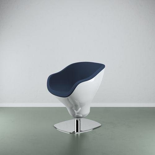 steel beauty salon chair - VEZZOSI