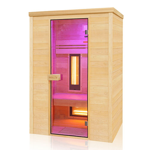 infrared sauna / commercial / wooden