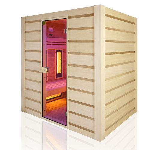 infrared sauna / home / commercial / wooden