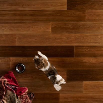 Engineered parquet flooring / glued / oak / oiled ART. AREZZO Quadrolegno