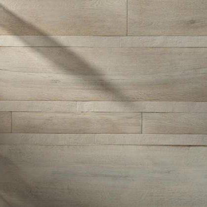 solid parquet floor / glued / patina / marble inlaid
