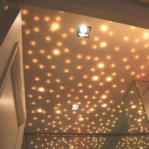 Recessed ceiling spotlight / indoor / LED / square CIEL ÉTOILÉ KIPE Semeur d'étoiles