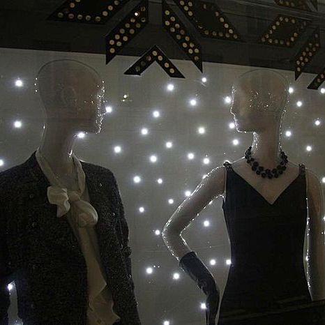 Surface-mounted light fixture / LED / round / for display cases MUR ÉTOILÉ KIPE Semeur d'étoiles