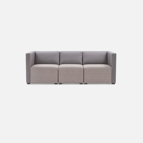 modular sofa / contemporary / fabric / for hotels