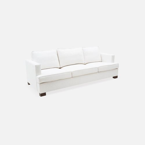 contemporary sofa / fabric / commercial / for hotels
