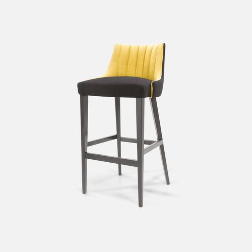 contemporary bar stool - COLLINET