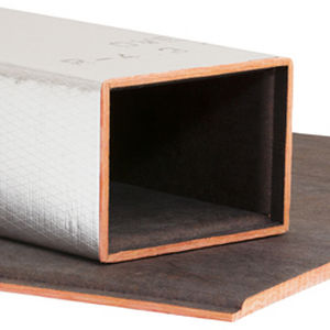 Thermal Acoustic Insulation Polystyrene For Hvac Panel