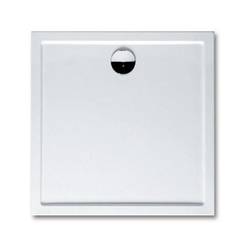 square shower base / acrylic / extra-flat