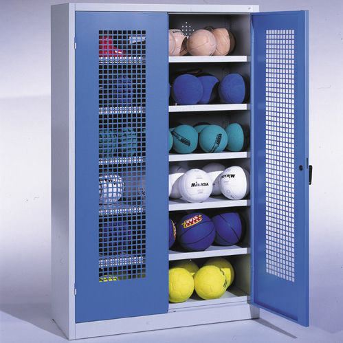 Sports equipment storage cabinet SERIE 1080/1090 C+P Moebelsysteme