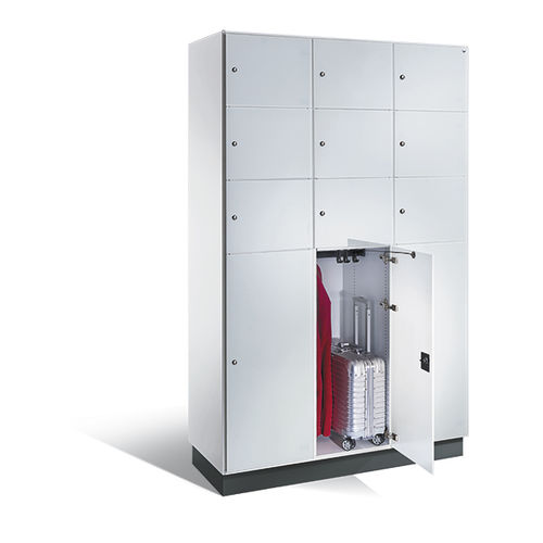 Steel locker / for public buildings / commercial PREFINO S7000 : SO-46001 C+P Möbelsysteme GmbH & Co. KG